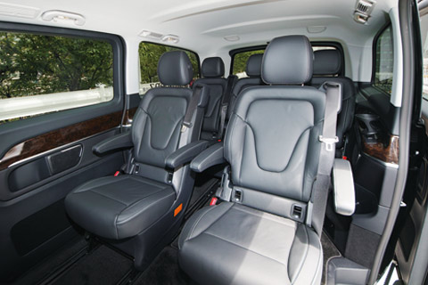 Mercedes Tour Van >> Mercedes Benz V220 | Charter Bus & Limousine Japan